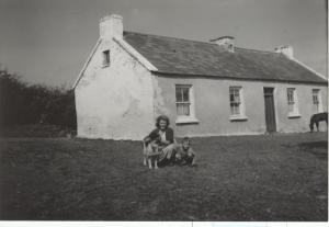 The house where Michael Galvin was born.