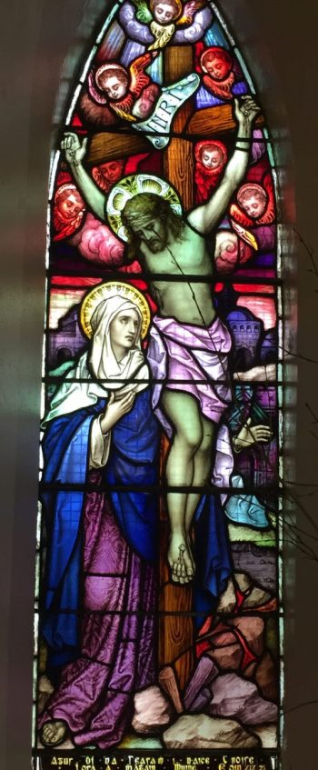 Cranny Holy Week Window
